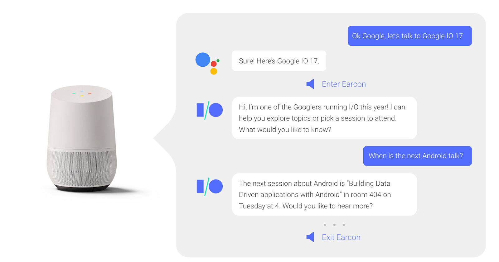 Facts about You: Build a conversational app for the Google